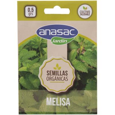 Semilla melisa 0,5 gr sachet