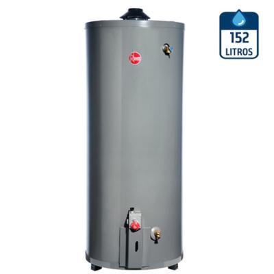 Termo a gas de 152 litros de GN