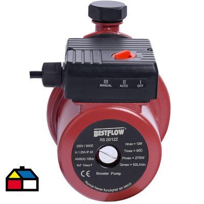 """Electrobomba Recirculadora 1"""" 0.36 HP 48 l/min"""