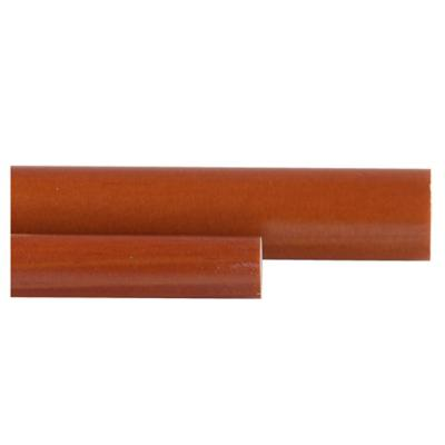 Set de Barra Cortina Doble 28/19 mm 200 cm Madera Choco