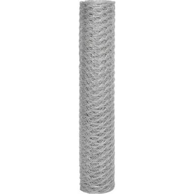 0.8x5 m Malla 3/4'' hexagonal galvanizada