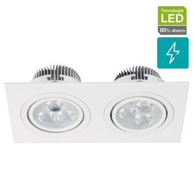 Foco embutido LED 5 W 5 cm