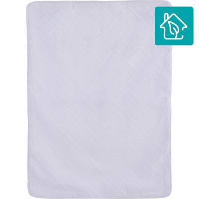 Funda para almohada algodón 50x70 cm blanco