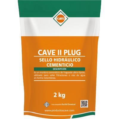Tarro 2 kg Cave II Plug