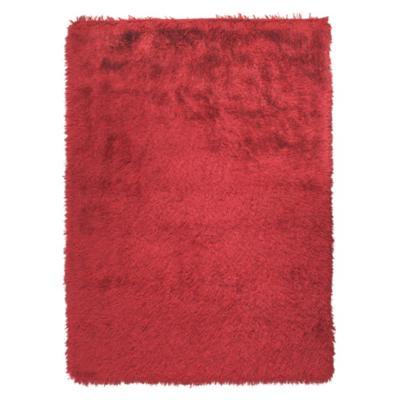 Alfombra bengala 133x190 cm rojo