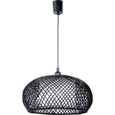 Lámpara de colgar Mimbre y cuerda Palawan Café
