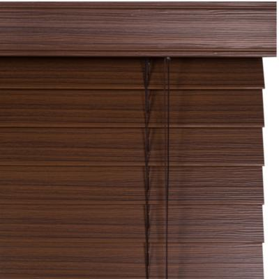 Persiana madera 80x165 cm café