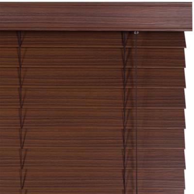 Persiana madera 100x100 cm café
