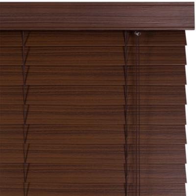 Persiana madera 160x165 cm café