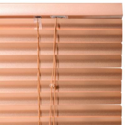 Persiana aluminio 100x100 cm cobre