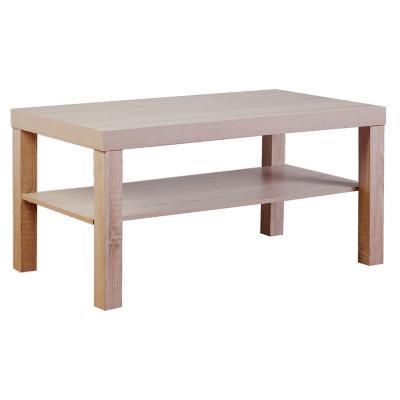 Mesa de centro 45x50x90 cm oak