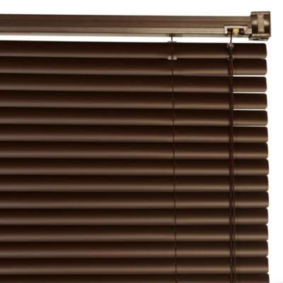 Persiana PVC 100x100 cm chocolate