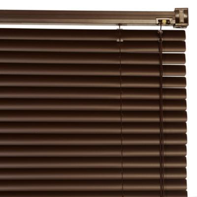 Persiana PVC 120x250 cm chocolate