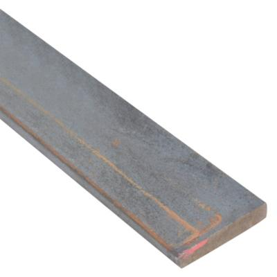 20x5mm x6m Fierro barra plana laminada en caliente