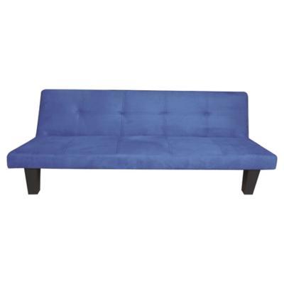 Futón 178x71x81 cm azul