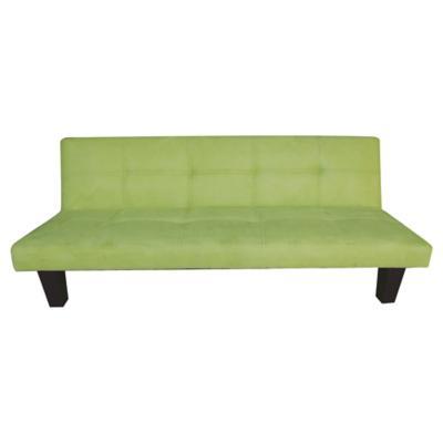 Futón 178x81x71 cm verde