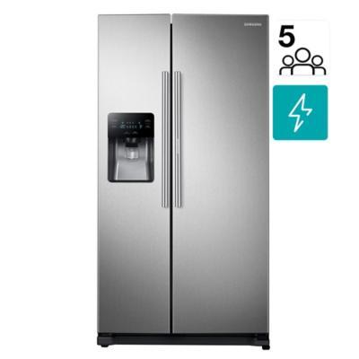Refrigerador side by side 508 litros gris