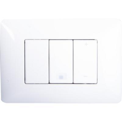 Dimmer Multicarga Armado 10 A Blanco