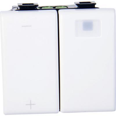 Módulo Dimmer multicarga 10A Blanco