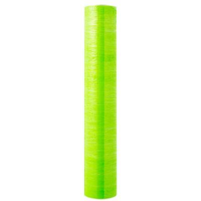 Plástico stretch para embalaje rollo verde