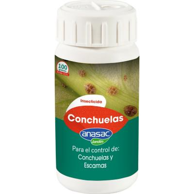 Insecticida para Conchuelas y Escamas 100 cc frasco