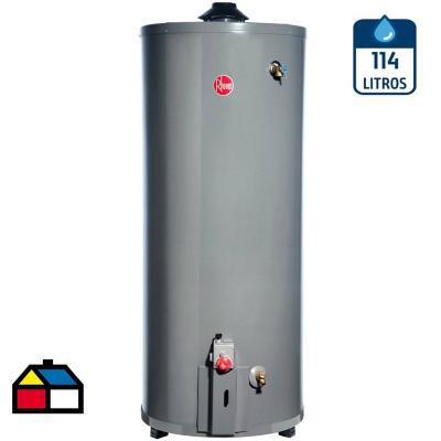 Termo 114 litros gas natural