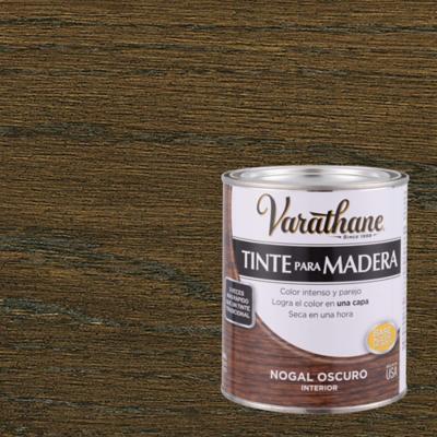 Varathane tinte nogal osc  1/4 gl