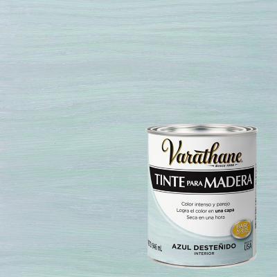 Varathane tinte azul deste  1/4 gl