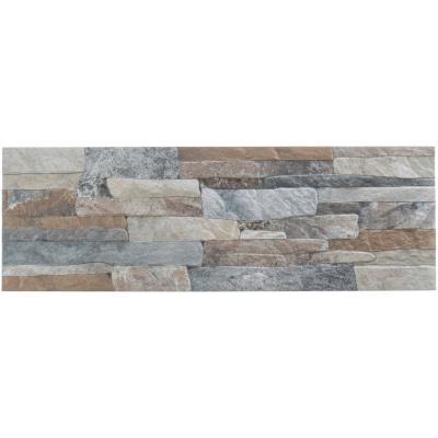 Fachaleta Muro gris 19x57 cm 1,53 m2