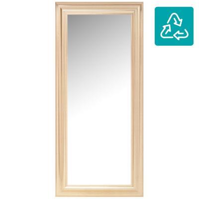 Espejo 50x110 cm dorado