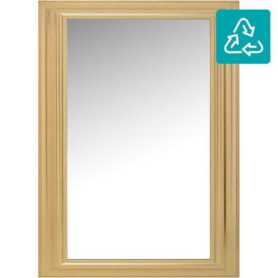 Espejo 78x108 cm dorado Clásico