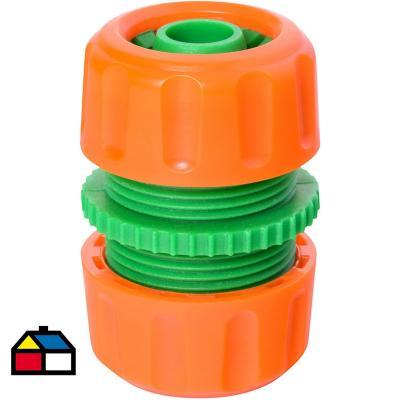 """Reparador para manguera 1/2"""" de plástico"""