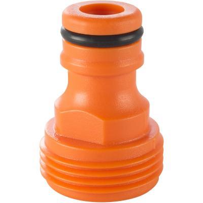 "Unión para manguera 3/4"" de plástico"