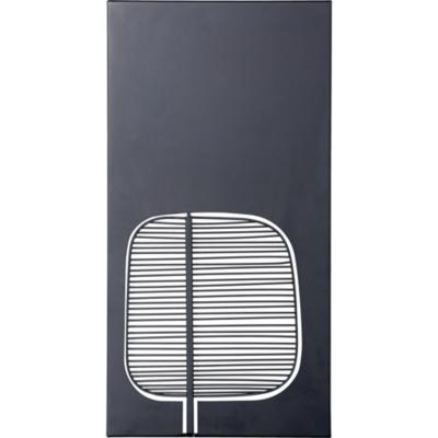 Cuadro Hoja rectangular 50x25 cm