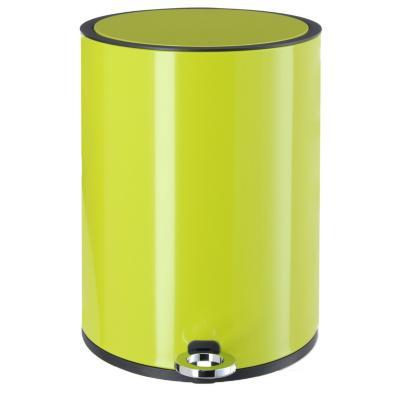 Papelero de Plástico 6 Lts Verde