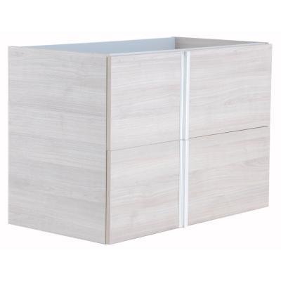 Mueble vanitorio 79,5x56,5x44,3 cm Gris