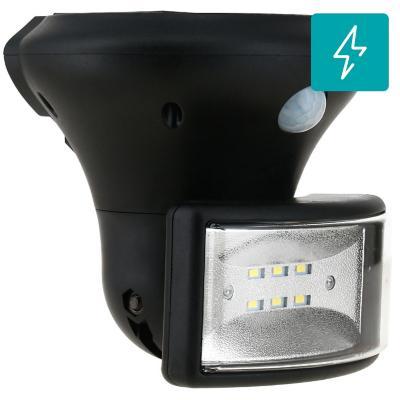 Reflector solar LED 6 W con sensor de movimiento