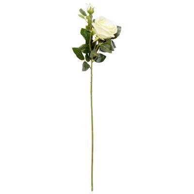 Rosa británica artificial 83 cm Variedad de Colores