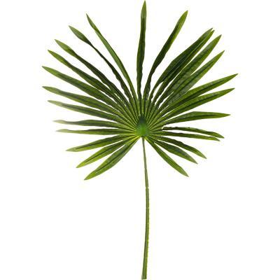 Palmera abanico artificial 90 cm verde