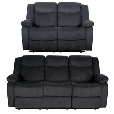 Juego de living sofá 3 cuerpos + 2 cuerpos