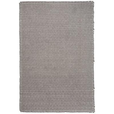 Alfombra Bowery 160x230 cm gris