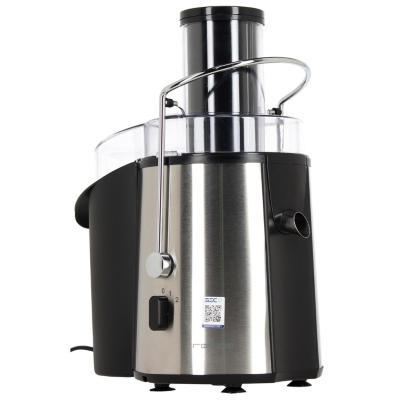 Extractor de jugo 500 W silver