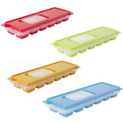 Cubetera plástico 12 hielos
