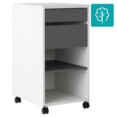 Cajonera Carmy 40,2x48,2x76,9 cm gris