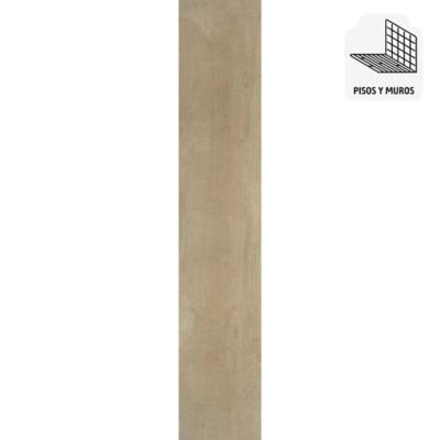 Porcelanato gris 23x120 cm 1,12 m2
