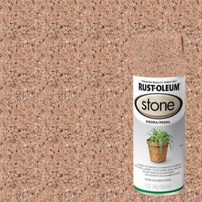 Pintura texturizada en spray piedra 340 gr Siena