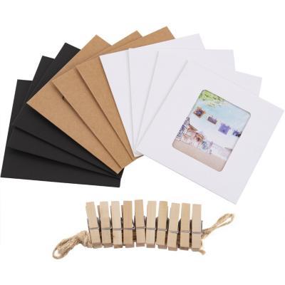 Set de 10 plantillas para fotos 10x15 cm