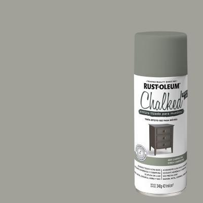 Chalked pintura tizada en aerosol Gris Campestre 340g