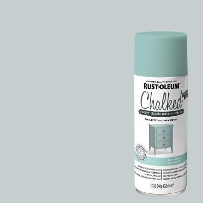 Chalked pintura tizada en aerosol Azul Sereno 340g
