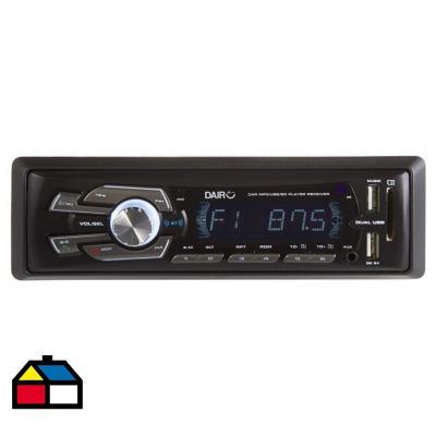 Radio con bluethooth